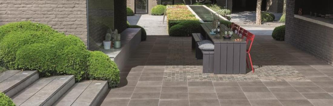 Marlux, fabricant belge de produits en béton pour sols et finitions extérieures