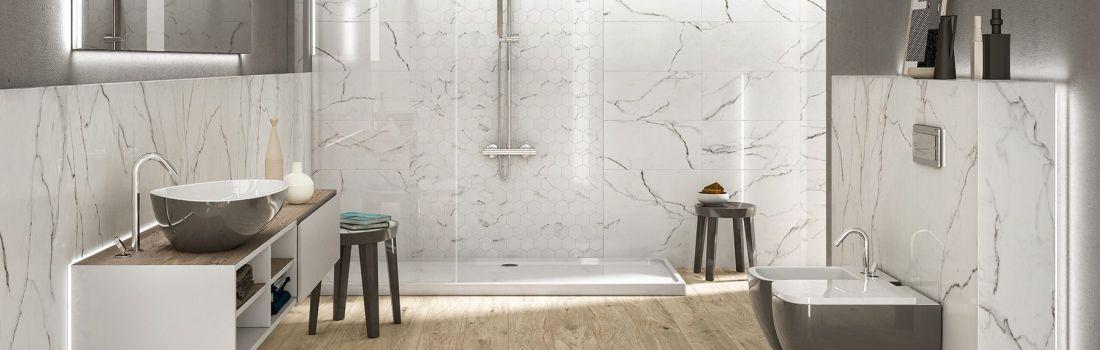 Carrelages pour salle de bain, wc, douche - Belgique