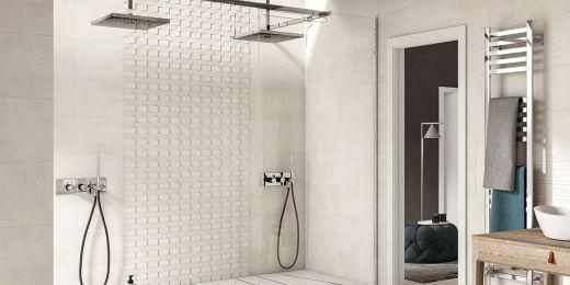 Hoe de wanden van een douche waterdicht maken?