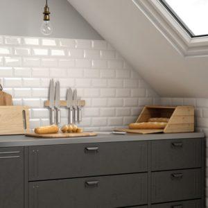 Carrelages pour sols, murs et crédences de cuisine