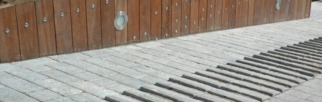 Pavés pour terrasses, allées, trottoirs - Belgique