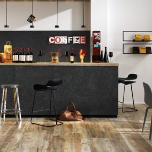 Carrelages pour restaurants, hôtels, bars...