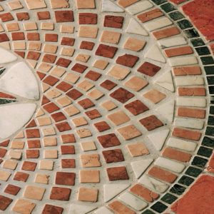 Carrelages en mosaïques