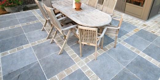 Carrelages et produits en pierre naturelle : grès, schiste, calcaire, granit... - Belgique