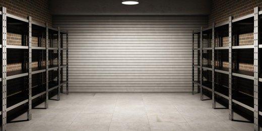 Tegels voor garage, kelder, wasruimte, technisch lokaal - België