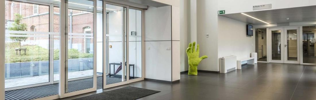 Tegels voor ziekenhuizen, klinieken, medische centra, verpleeg- en verzorgingshuizen - België