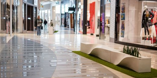 Tegels voor grootwarenhuizen, winkelcentra, industriële gebouwen, werkplaatsen, garages, magazijnen - België