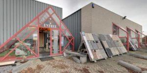 Tegelshowroom te Hélécine - Waals Brabant - nabij de provincies Vlaams Brabant, Limburg, Luik en Namen