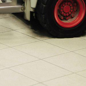 Tegels voor garage, kelder, wasruimte, technisch lokaal