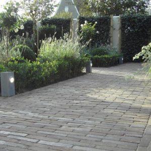 Kasseien voor terrassen, opritten, trottoirs