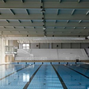 Tegels voor zwembaden, wellness, spa's